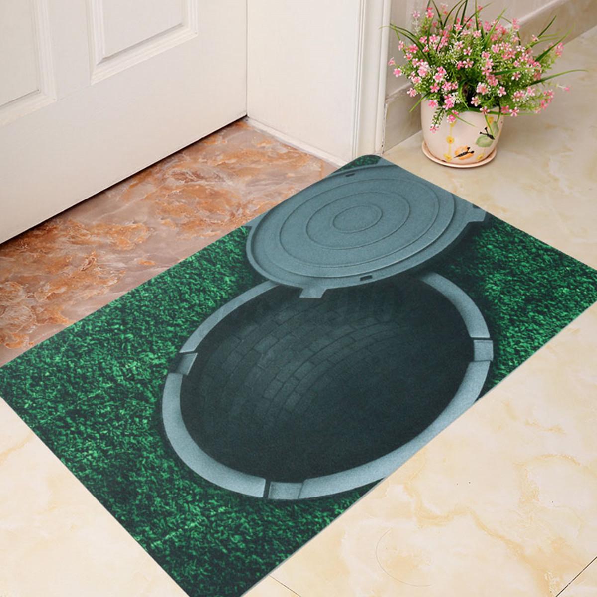 Nuovo 3d animal antiscivolo zerbino pavimento tappeto - Tappeto ingresso ...