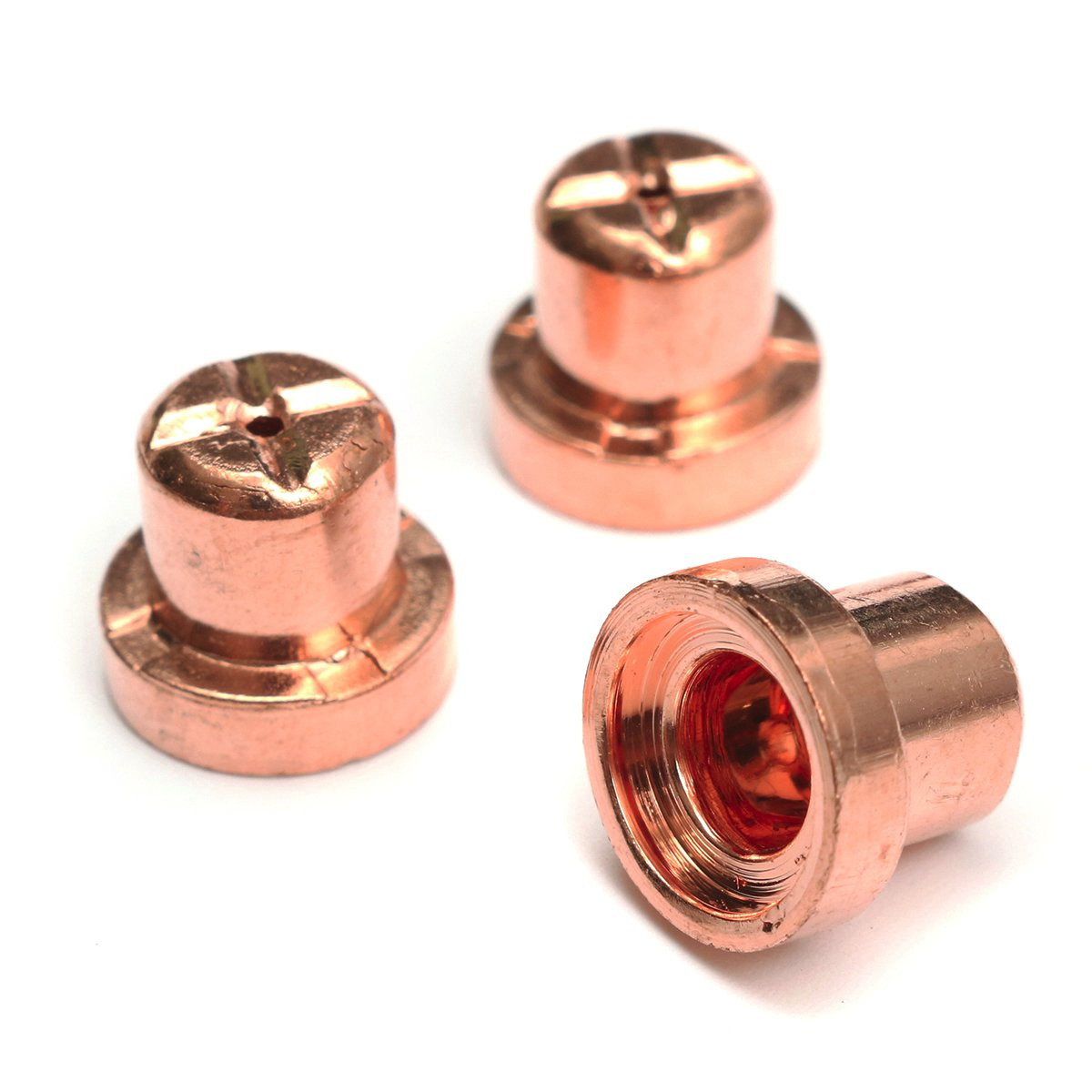 210x Air Plasma Cutter Consumables Electrode Tip Kit For Torch PT-31 LG-40