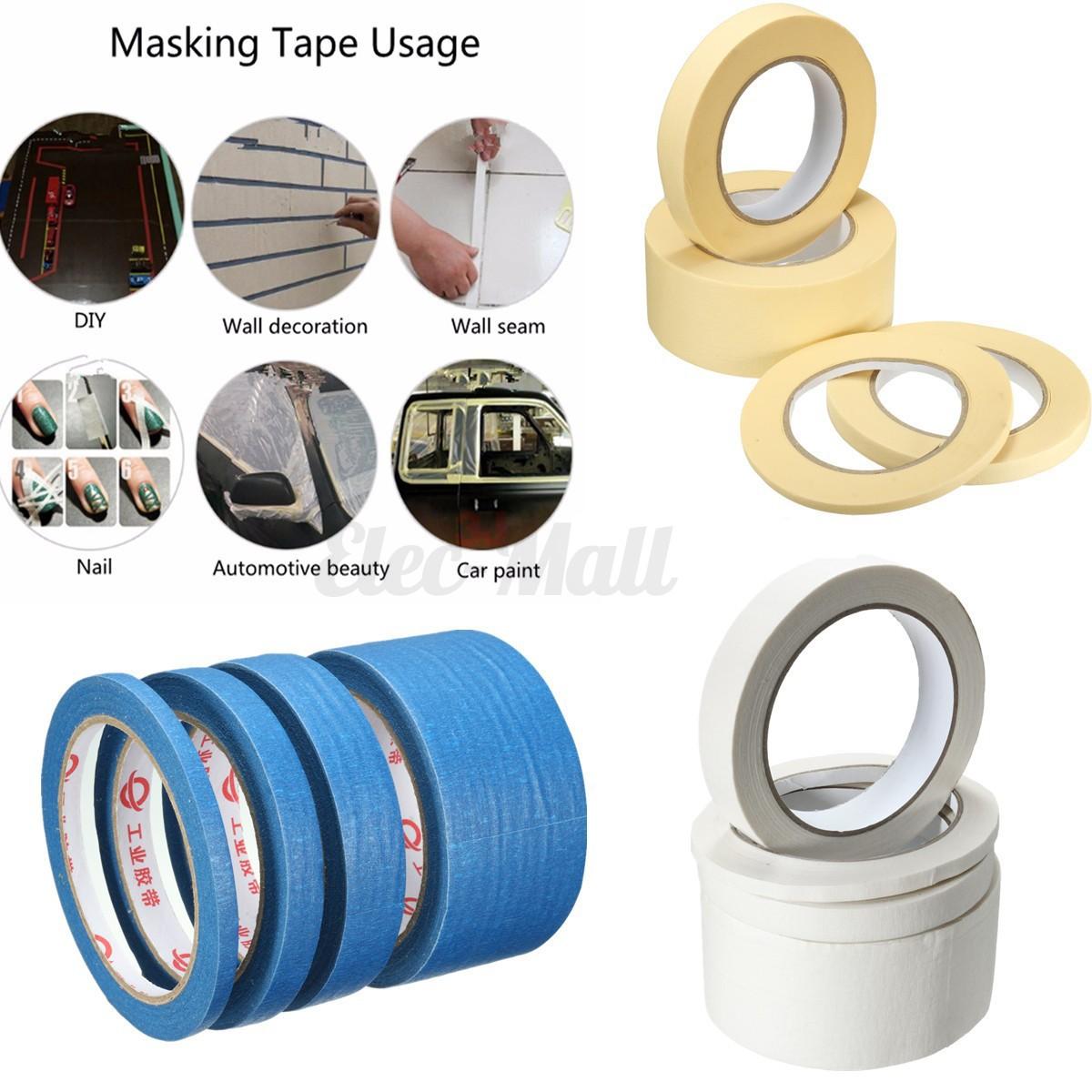 masking tape diy painting paper painter decor craft general purpose various size ebay. Black Bedroom Furniture Sets. Home Design Ideas