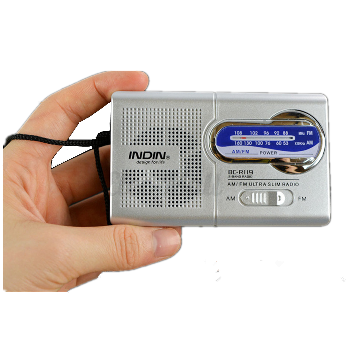 mini portable pocket am fm telescopic antenna radio world receiver w speaker ebay. Black Bedroom Furniture Sets. Home Design Ideas