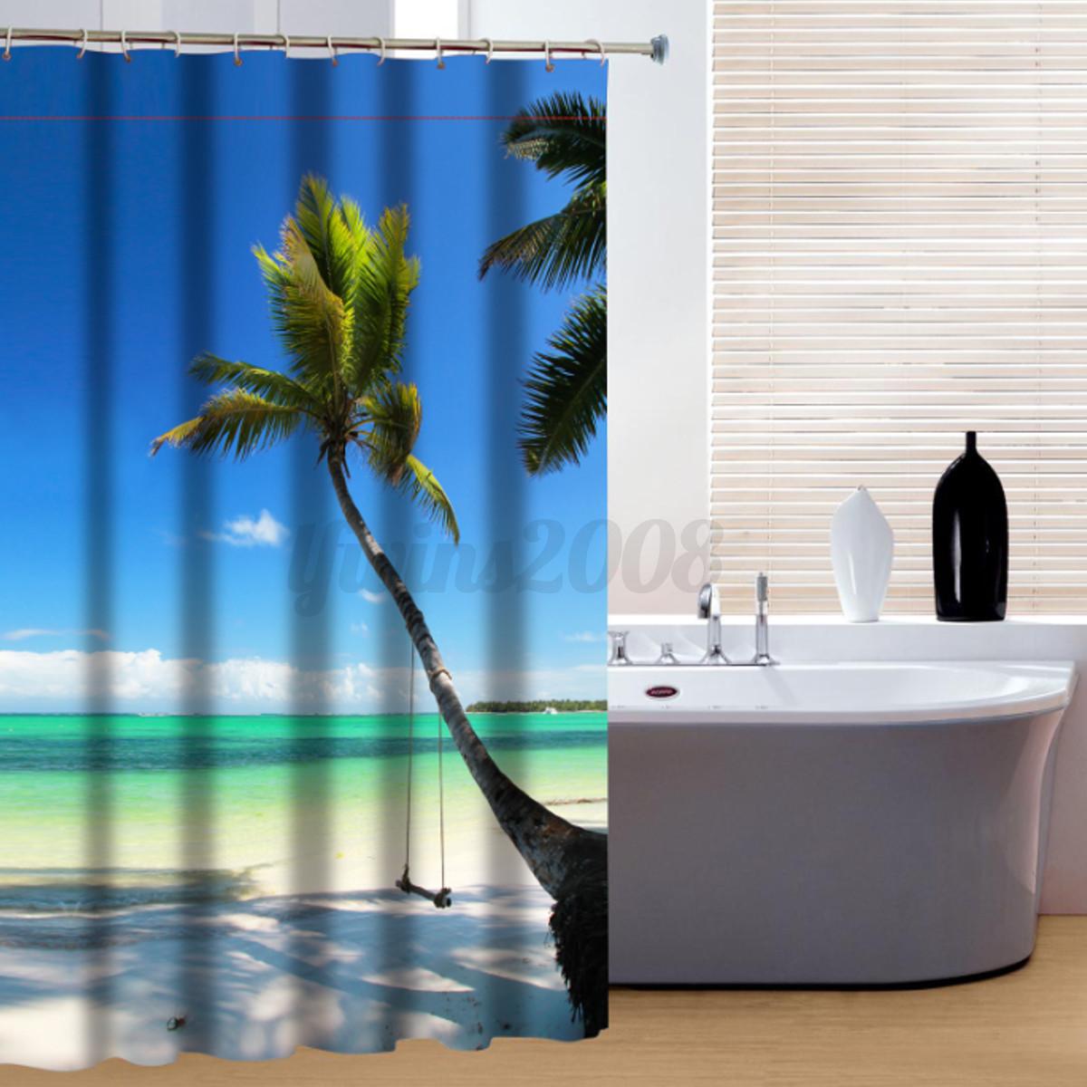 duschvorhang textil wannenvorhang badewannenvorhang. Black Bedroom Furniture Sets. Home Design Ideas