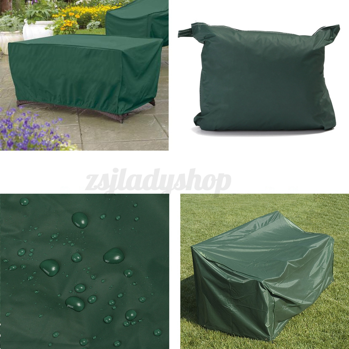 9 Size Waterproof Outdoor Patio Garden Furniture Rain Snow Cover for Table Ch
