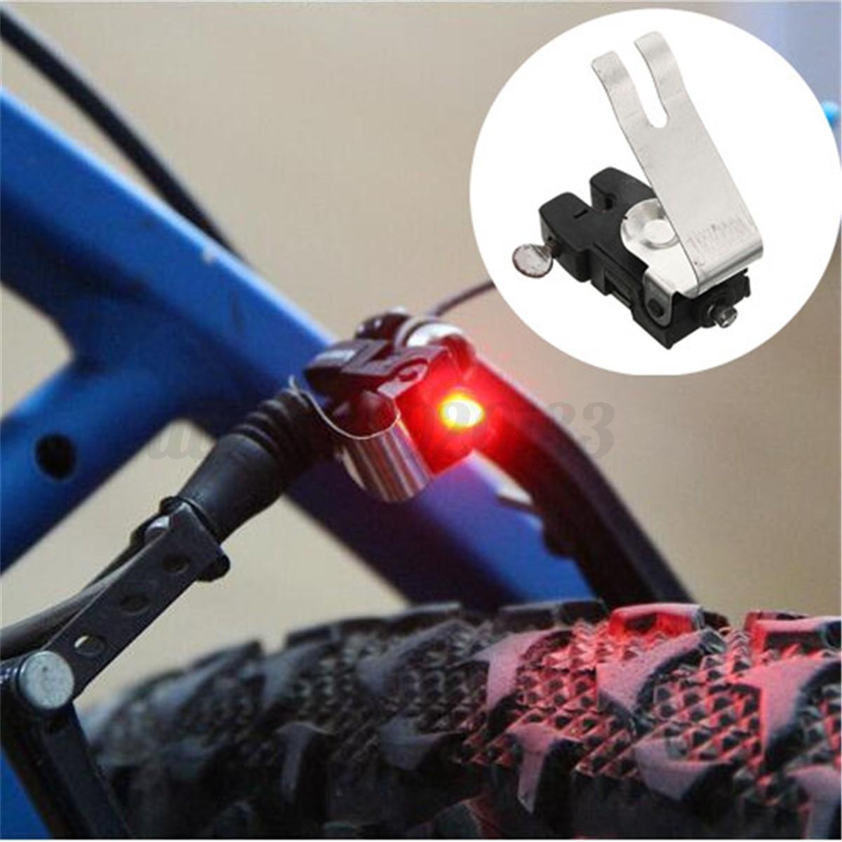 mini fahrrad rot led front licht fahrradbeleuchtung fahrradlampe fahrradleuchte ebay. Black Bedroom Furniture Sets. Home Design Ideas