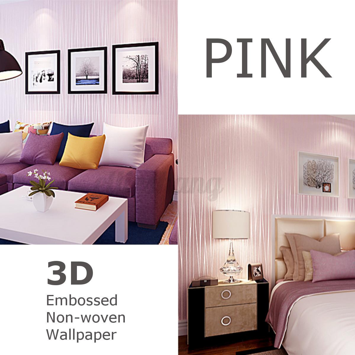 ... 3D-Carta-Da-Parati-Effetti-Casa-Ufficio-Sfondo-Decorazione-Multi-Stili