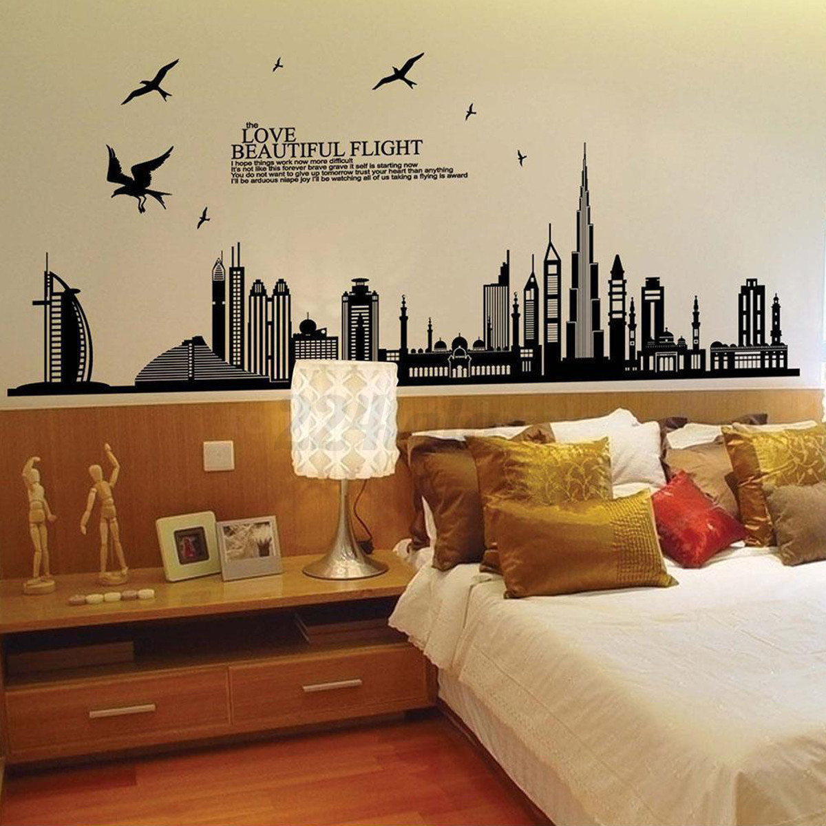 Family diy removable art vinyl quote words wall sticker for Diy wall photo mural