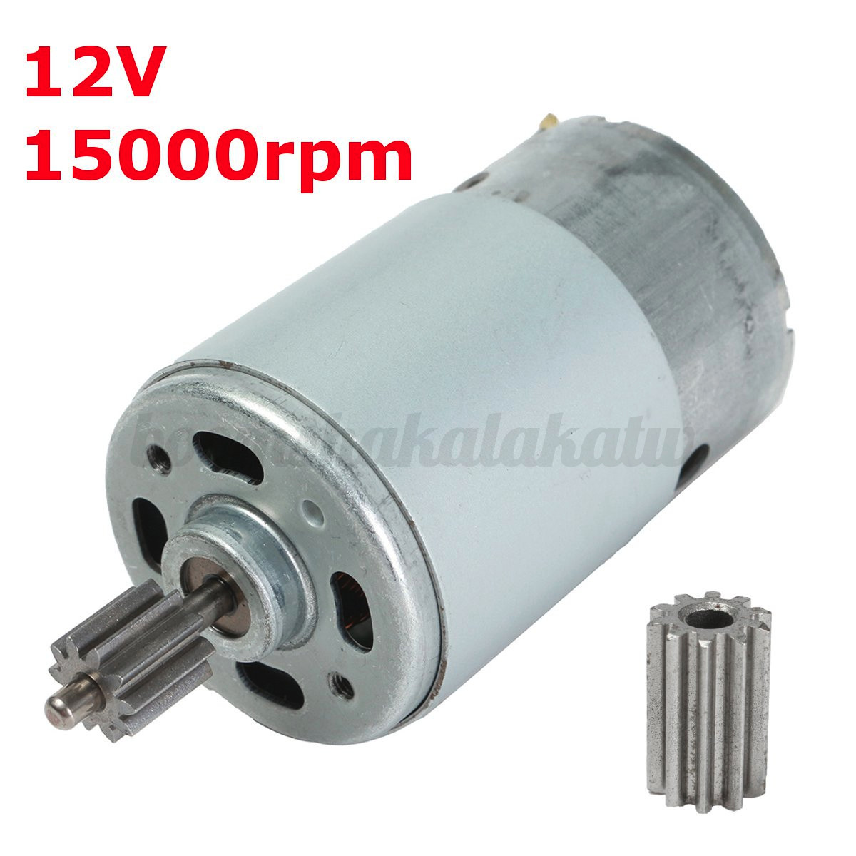 390 550 dc 6v 12v 18000 30000rpm electrical motor for kids