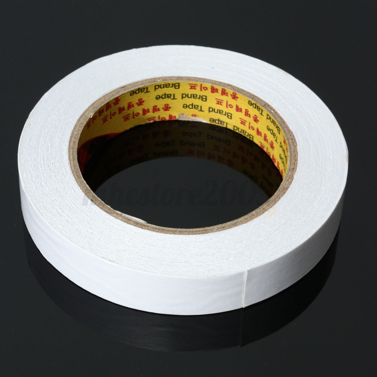 25m 3mm 40mm double sided adhesive sticky tape foam heavy for Double sided craft tape