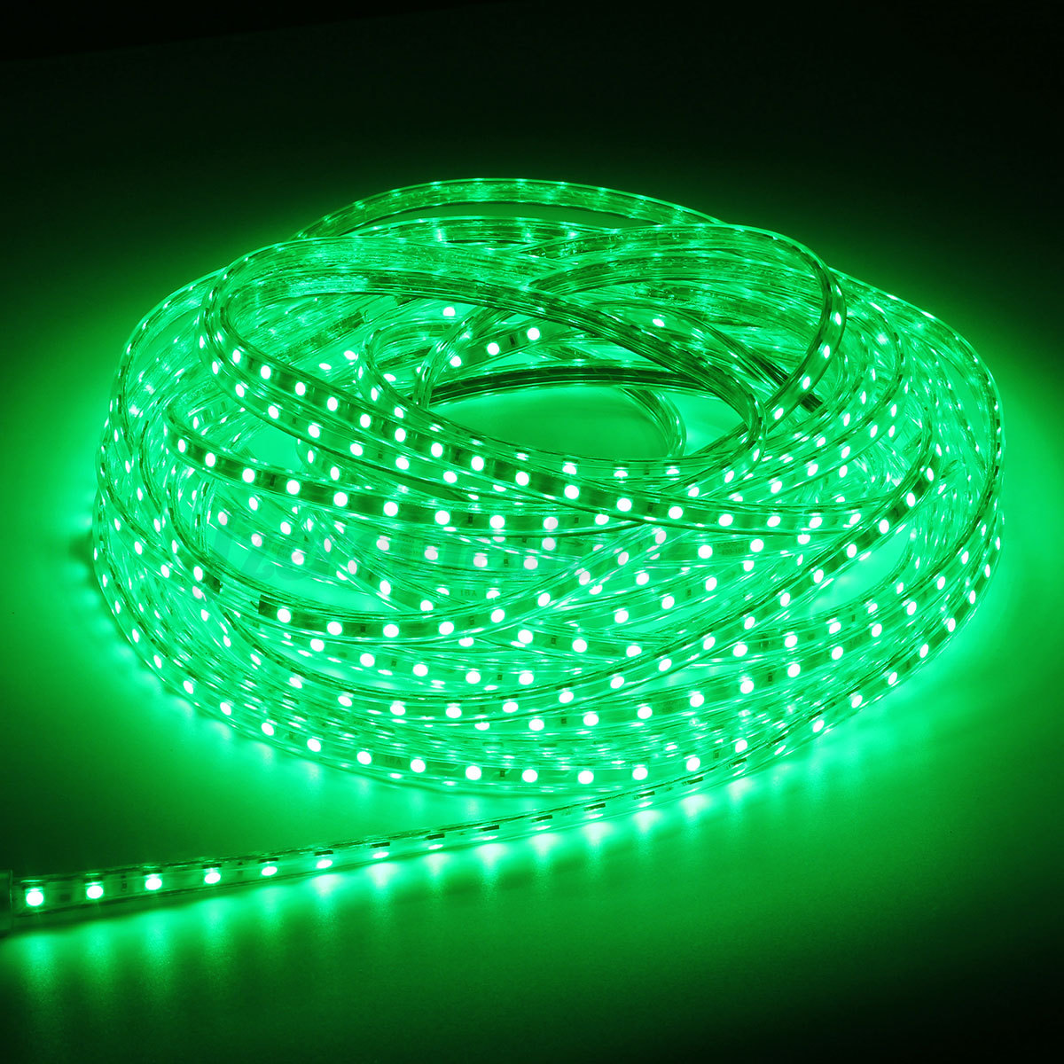 1 20m waterproof ip67 smd 5050 led strip 220v 60 leds m flexible tape rope light ebay. Black Bedroom Furniture Sets. Home Design Ideas
