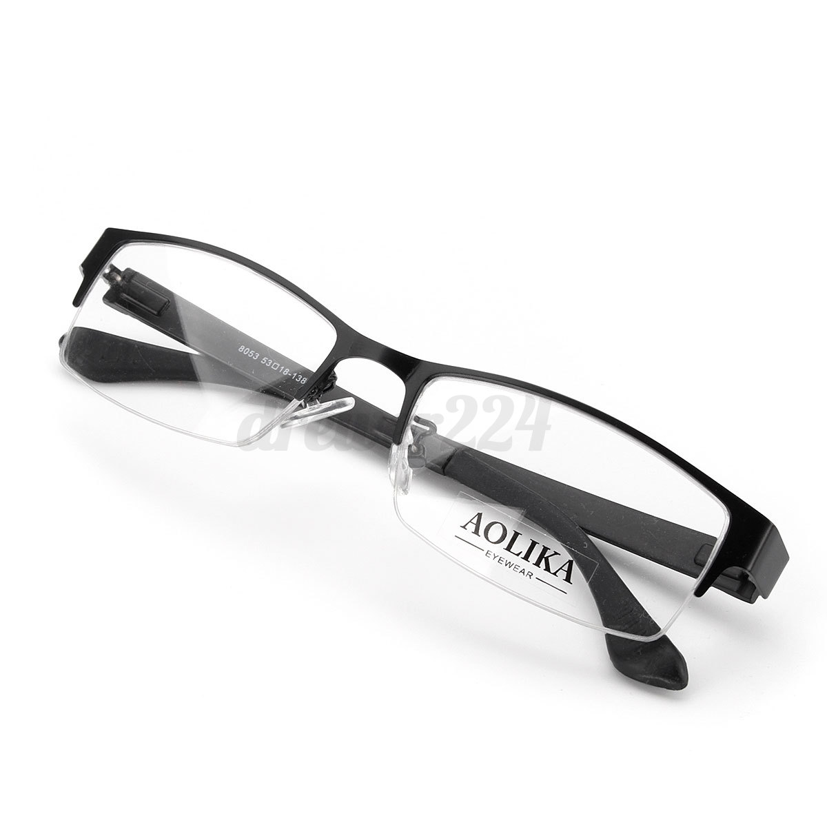 b99d5059cd4 Rimless Wire Frame Glasses