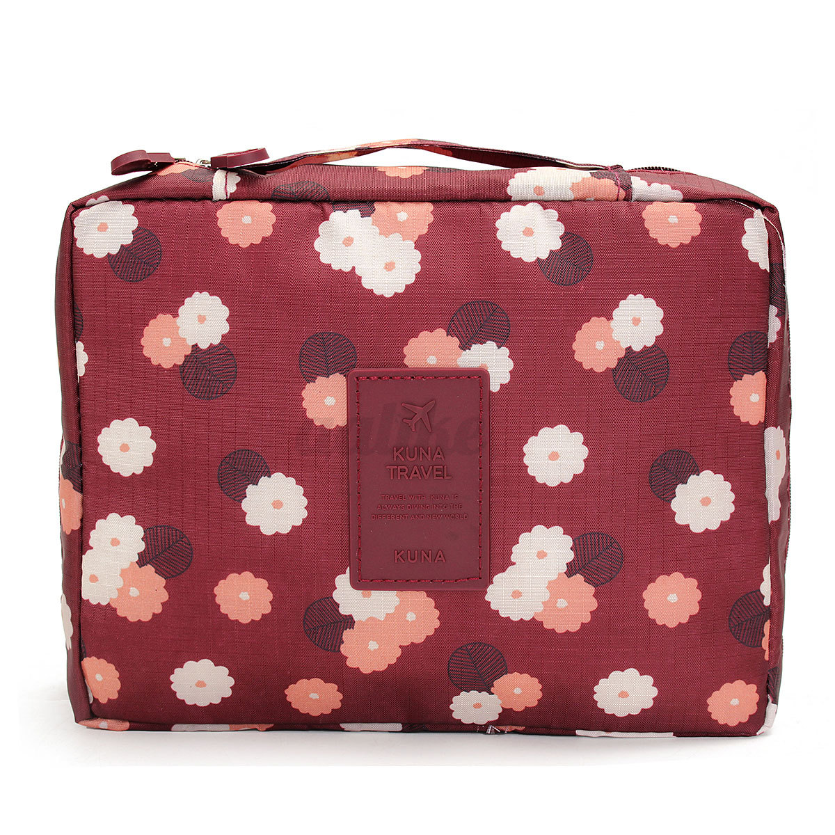 ... Cosmetic-Makeup-Bag-Toiletry-Case-Wash-Organizer-Storage-Hanging-Pouch