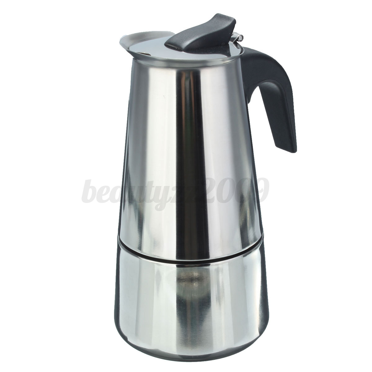 Continental Electric Coffee Maker How To Use : 100 300ml Espresso Stove TOP Coffee Maker Continental Percolator POT 2 6 Cups eBay