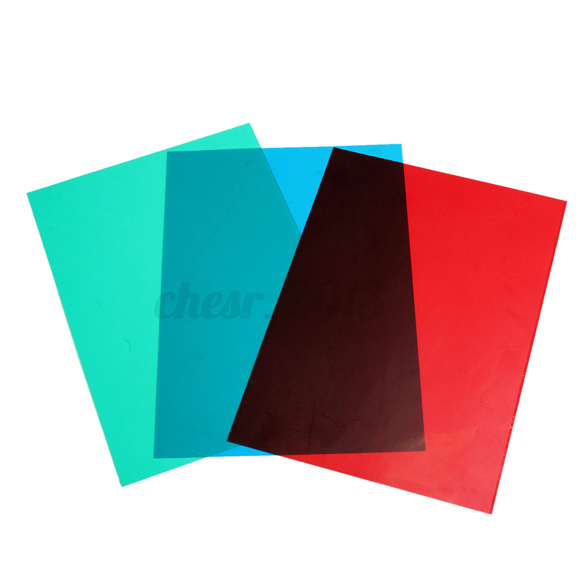 A4 coloured acetate sheets transparent gels craft plastic for Clear plastic sheets for crafts