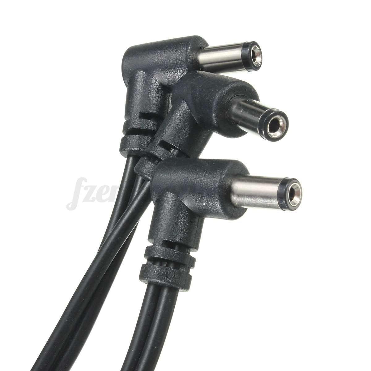 3 way 9v guitar effect pedal daisy chain power supply splitter adapter cable new. Black Bedroom Furniture Sets. Home Design Ideas