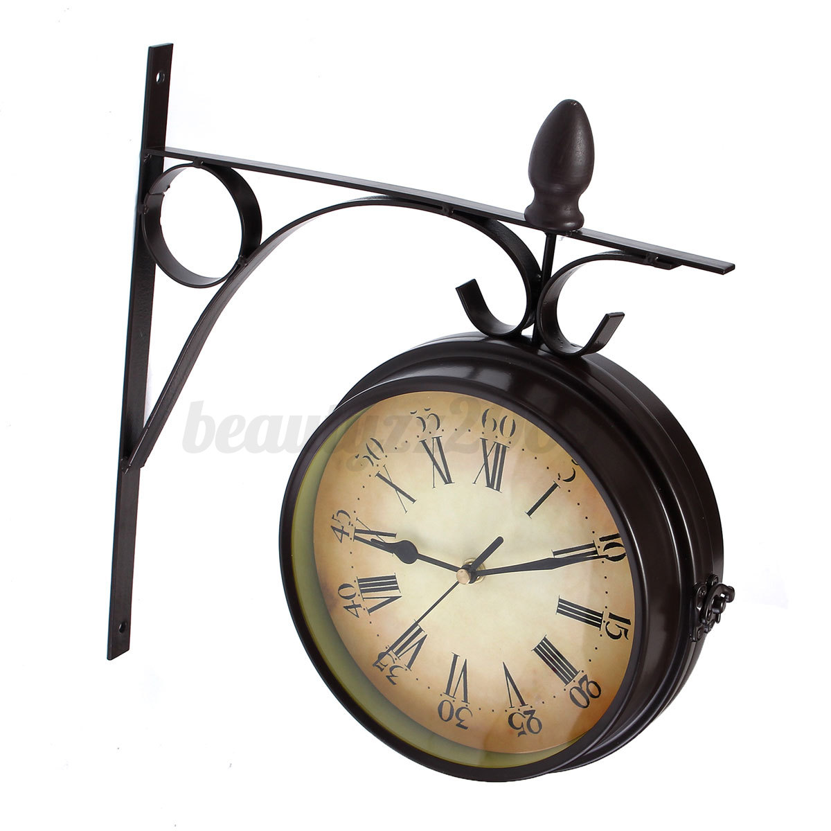 Mondaine Wall Clock Train Station Style Wall Clock