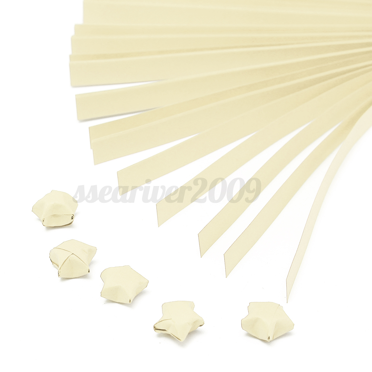 80pcs origami lucky star paper strips folding paper for Lucky star folding