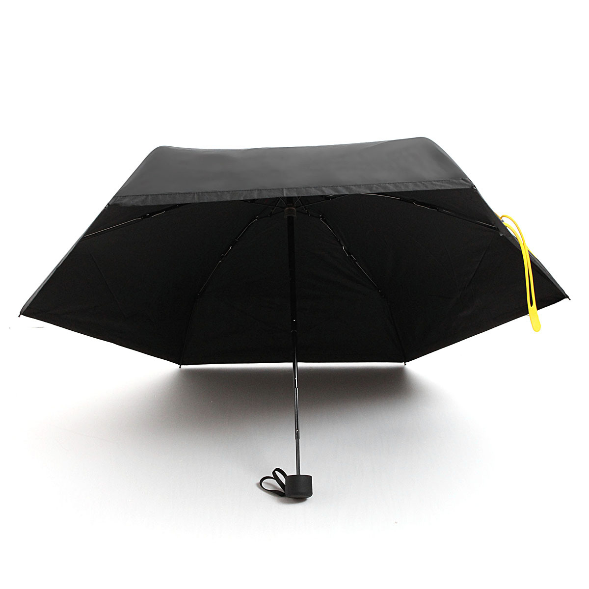 anti uv pocket parasol compact folding windproof rain sun. Black Bedroom Furniture Sets. Home Design Ideas