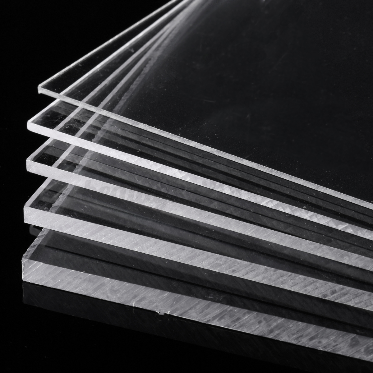 how to cut clear perspex sheet