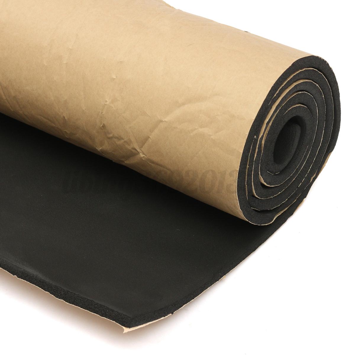 schalld mmschaum selbstklebend akustik schaumstoff d mmung nicht brennbar 2m eur 11 41. Black Bedroom Furniture Sets. Home Design Ideas