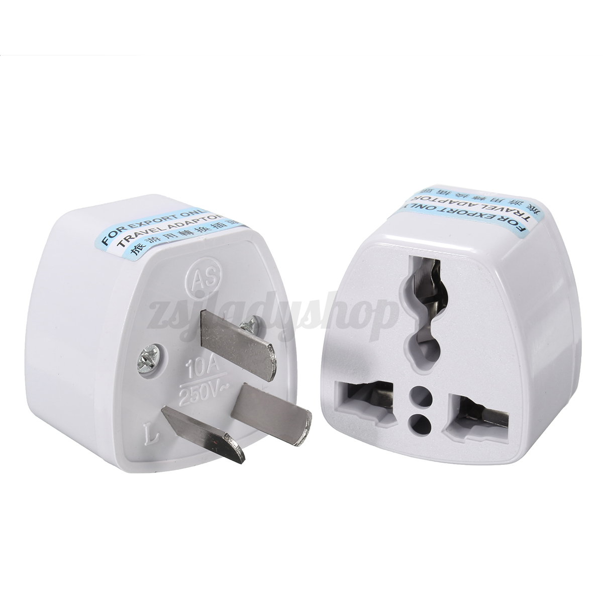 Eu To Aus Travel Adapter Qc2 0 Qc3 0 Adapter 9v 1 67a Android Adapter Realm Microsoft Xbox Wireless Adapter Xbox 360: 2x EU UK US To AU Australian Travel Power Plug Adapter