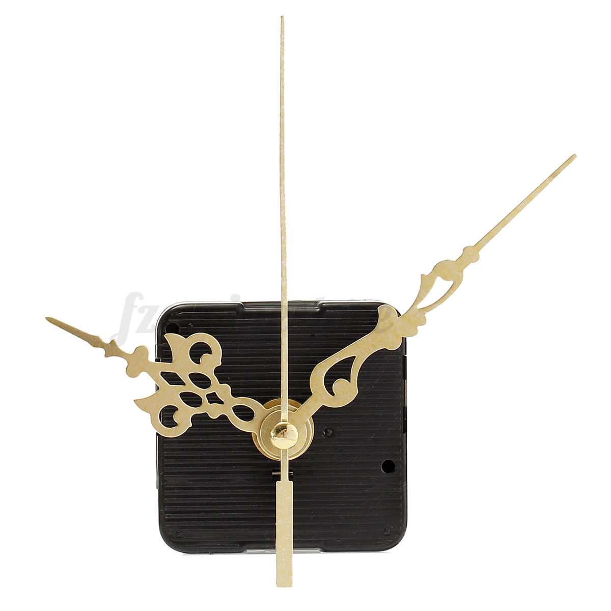 silent quartz clock movement mechanism hands wall repair