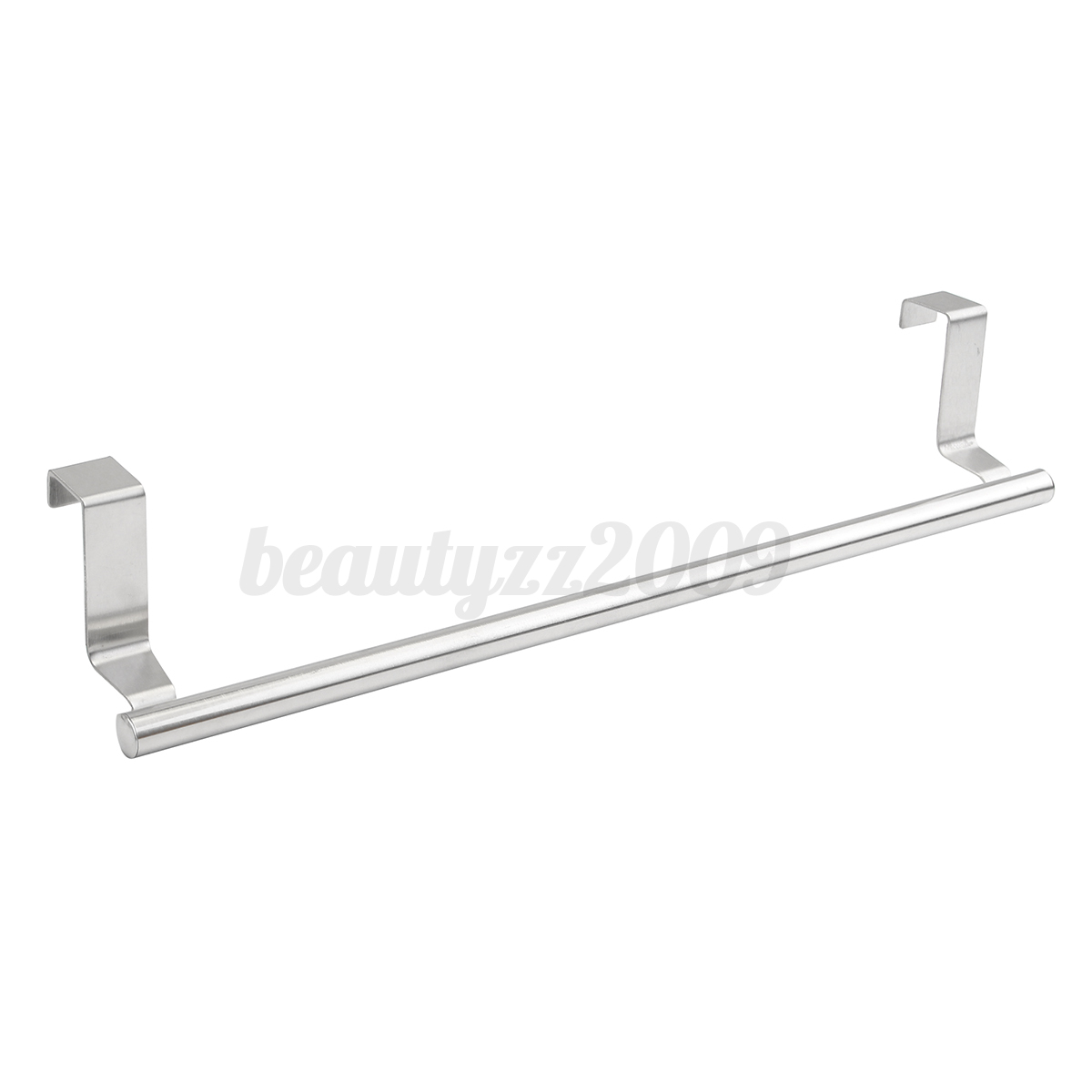 Over Door Tea Towel Holder Rack Rail Cupboard Hanger