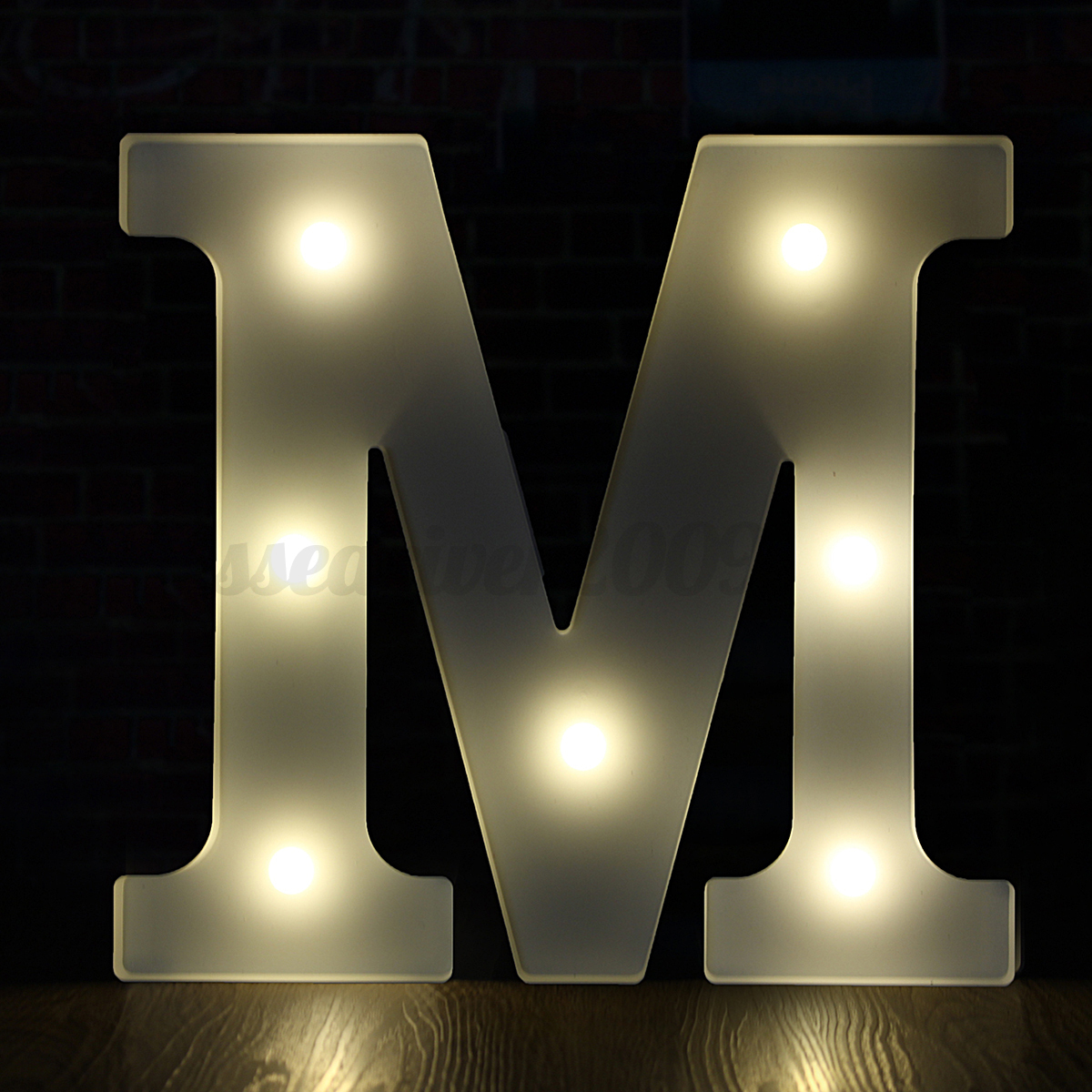 123939 white led marquee letter light vintage alphabet for B marquee letter