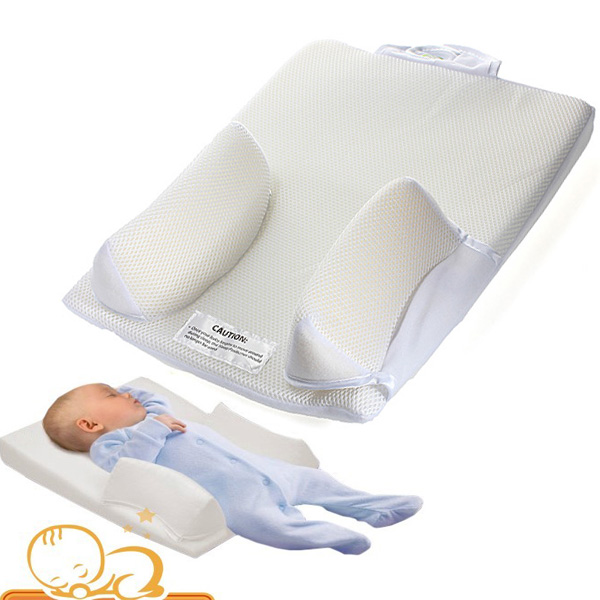 Baby Infant Headrest Sleep Positioner Prevent Flat Head