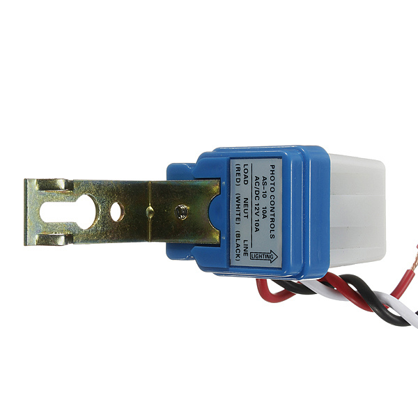 Auto Photocell On Off Street Light Switch Photo Control