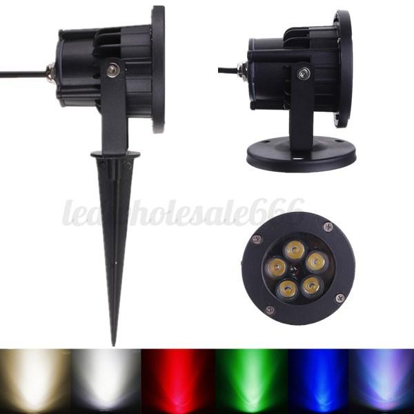 6w 10w led gartenstrahler spie strahler lampe au en leuchte erdspie beleuchtung ebay. Black Bedroom Furniture Sets. Home Design Ideas