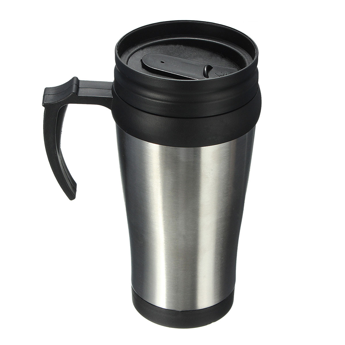Shower And Bath Taps 500ml Thermal Insulated Stainless Steel Travel Mug Flask