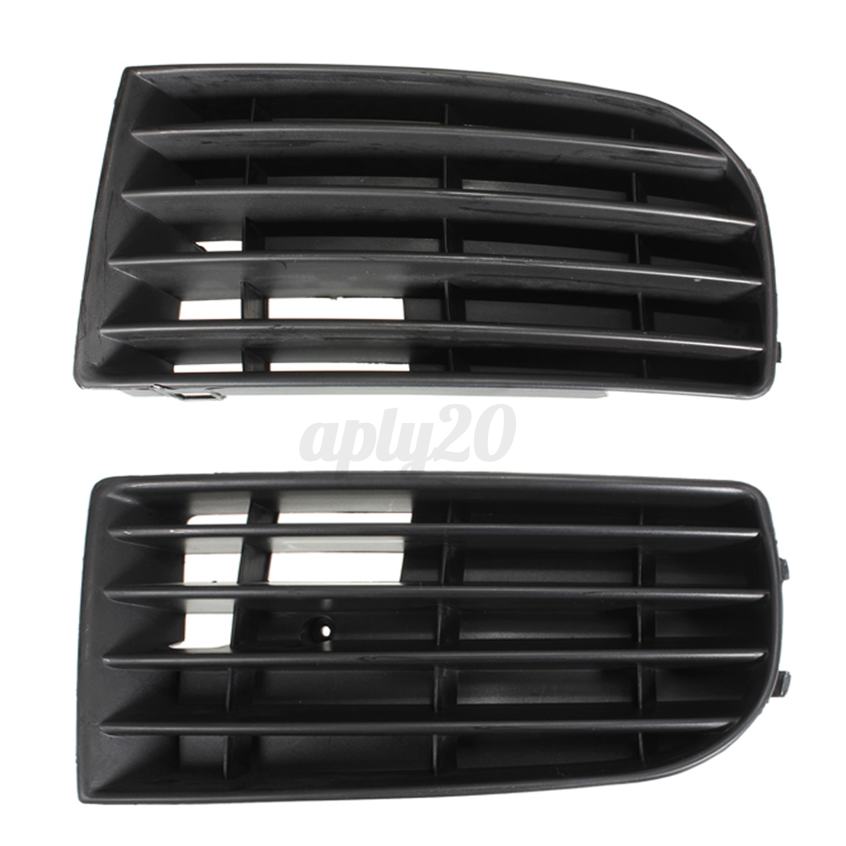 2x Left & Right Front Bumper Lower Grille Corne Side For