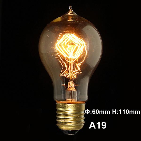 E27-40W-Retro-Vintage-Edison-Ampoule-Tungstene-Lampe-Incandescente-Filament-220V