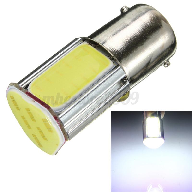 1156-BA15S-P21W-R5W-382-LED-4-COB-Xenon-Feux-Bulb-Arriere-Tourner-Auto-500LM-12V