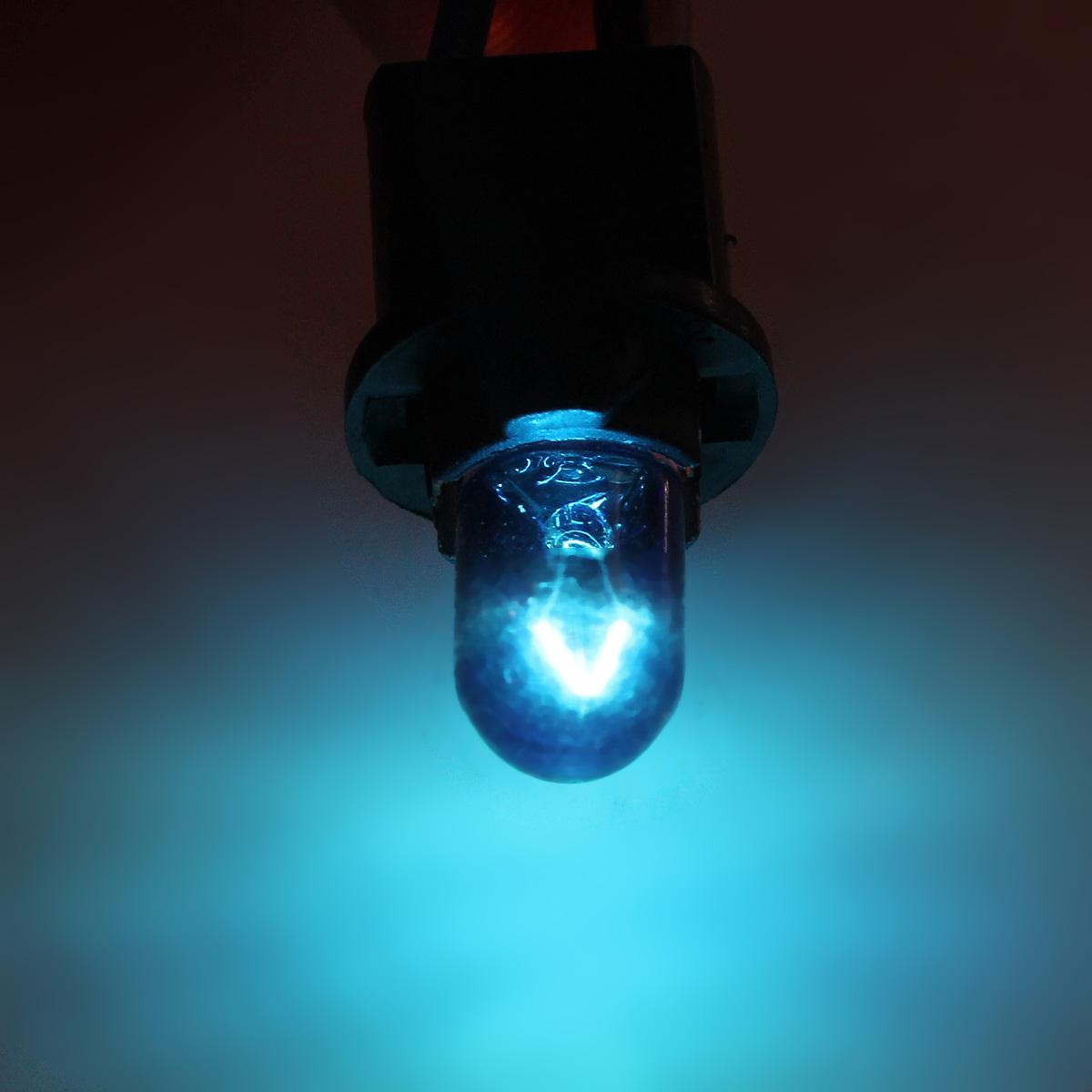 T10 W5W 168 5W 12V Blue Light Headlamp Globe Front Parking