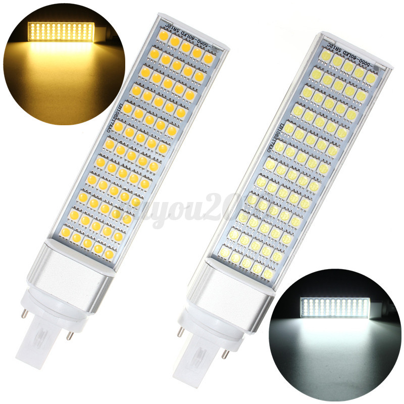 g23 5w 7w 9w 12w 5050smd led horizontal plug lampe ma s plafonnier ampoule 220v ebay. Black Bedroom Furniture Sets. Home Design Ideas