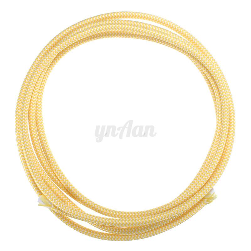 1 3 5 10m textil kabel stoffkabel lampen kabel 3 adrig. Black Bedroom Furniture Sets. Home Design Ideas