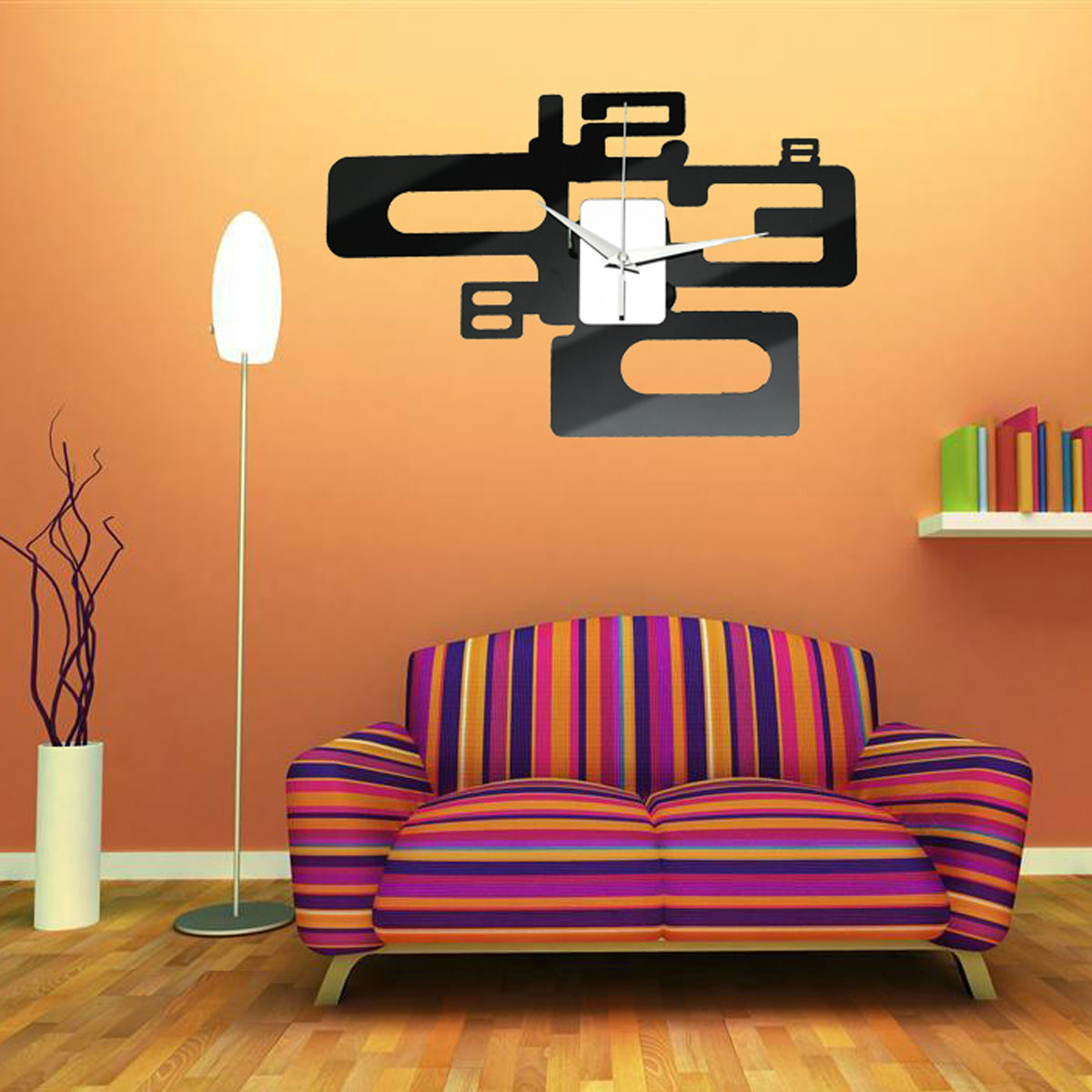 Modern Wall Sticker Templates, Where to Buy