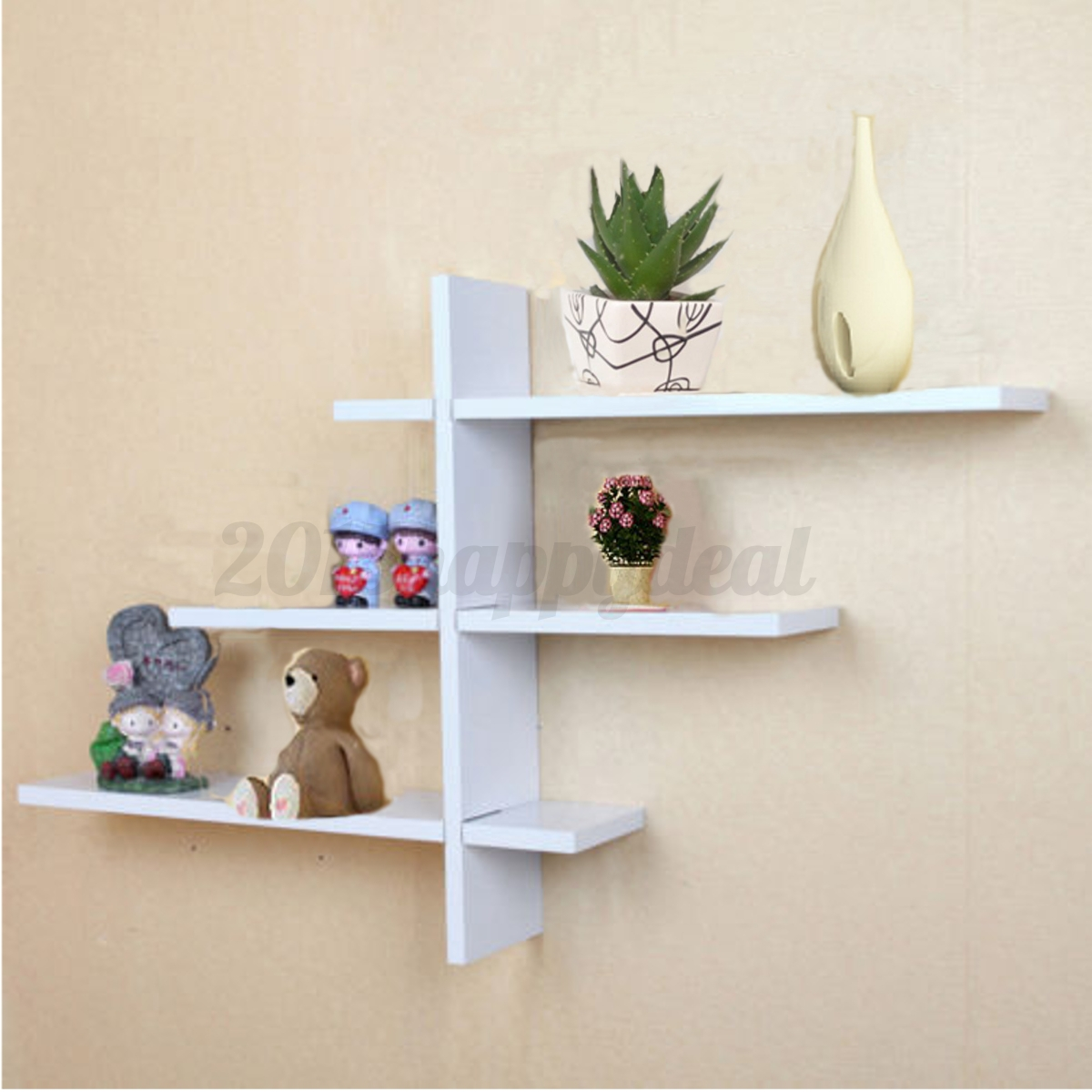 how to build heavy duty floating shelves