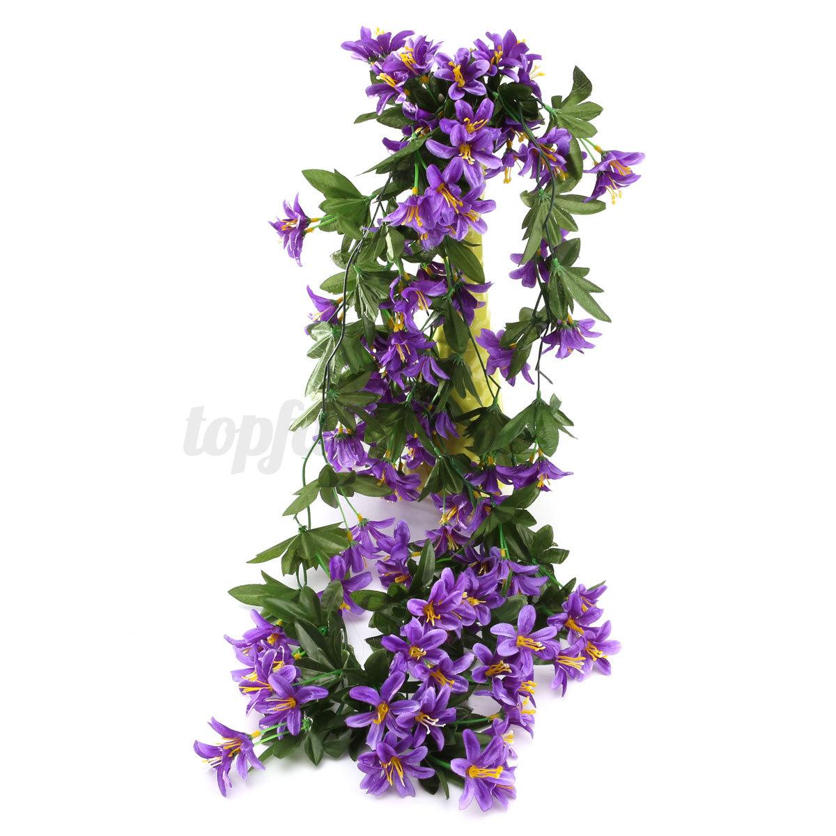 Artificiali pianta artificiale seta fiori casa matrimonio for Decorazione giardino matrimonio