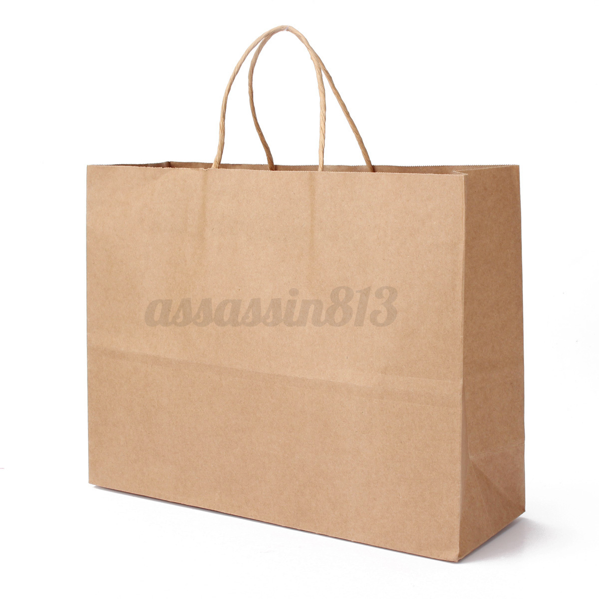 Small paper shopping bags with handles