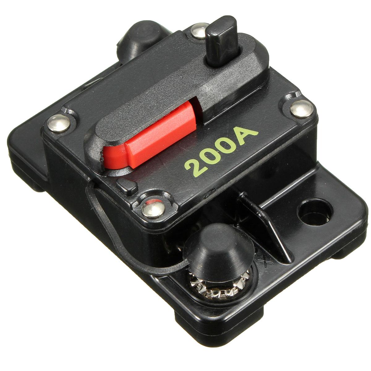 Battery circuit breaker k29 scent stone