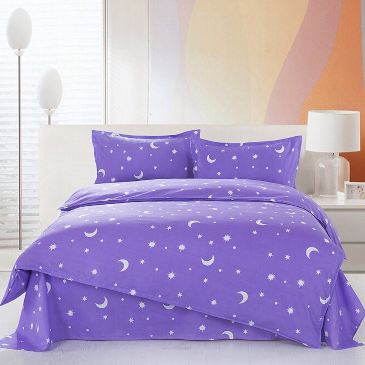 Duvet Cover With Pillow Case Quilt Cover Bedding Set
