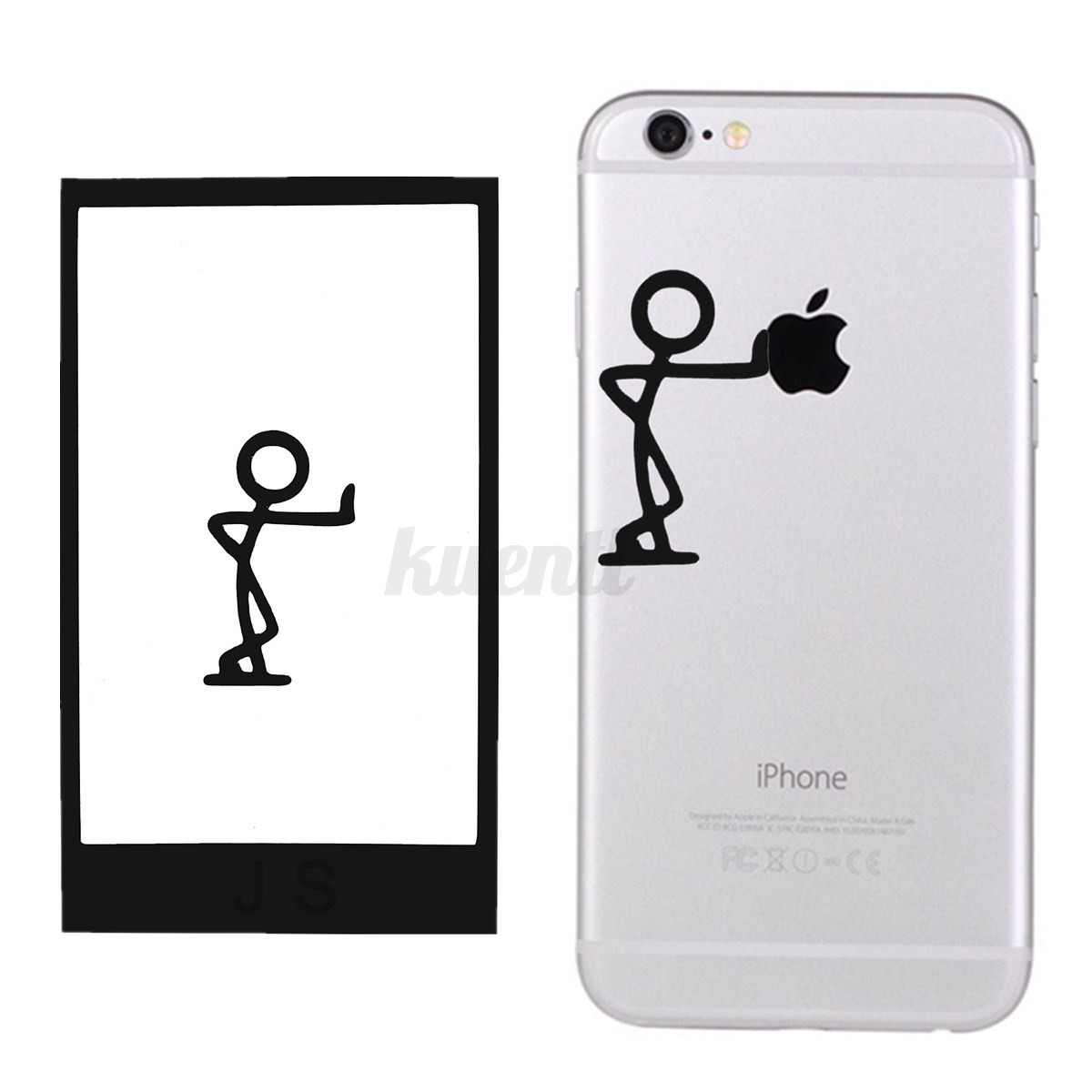 how to send photos from iphone to android diy creative mobile vinyl decals sticker protector 4673