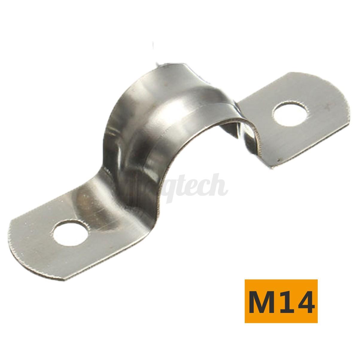 Pcs stainless steel plumbing fitting pipe saddle