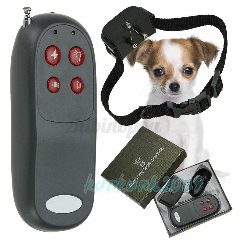 Dog Training Collar Vibrate Shock