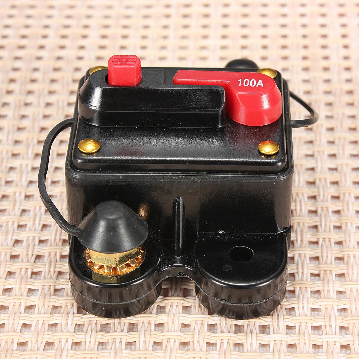 20a breaker fuse box marine circuit breaker fuse box 100-300a amp circuit breaker car marine stereo audio ... #13