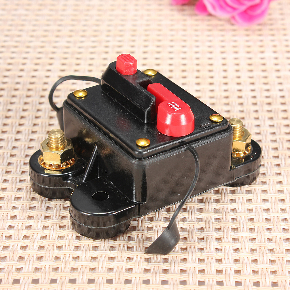 100 300a amp circuit breaker car marine stereo audio. Black Bedroom Furniture Sets. Home Design Ideas