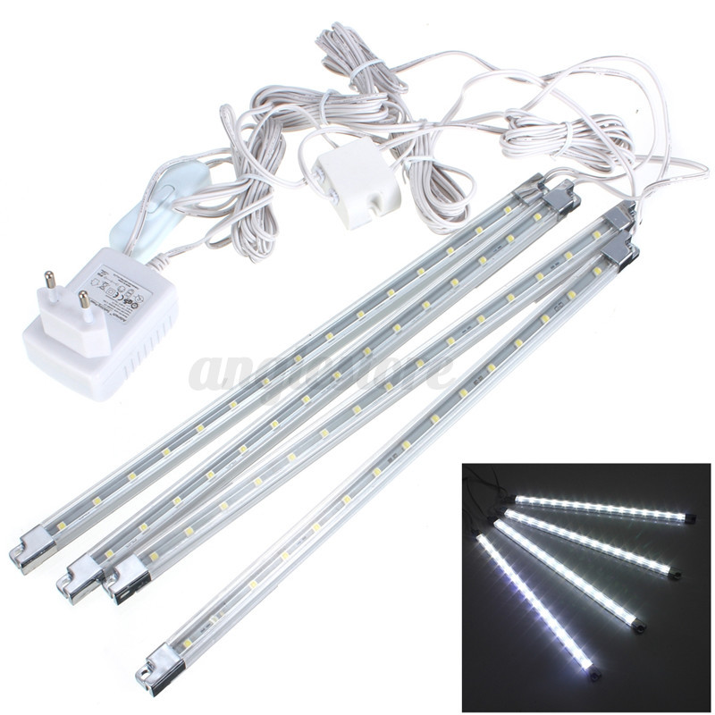 Led Strip Lighting Kitchen: Kitchen Under Cabinet Counter Lighting LED Showcase Strip