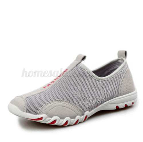 ventilate casual walking loafers slip on tennis