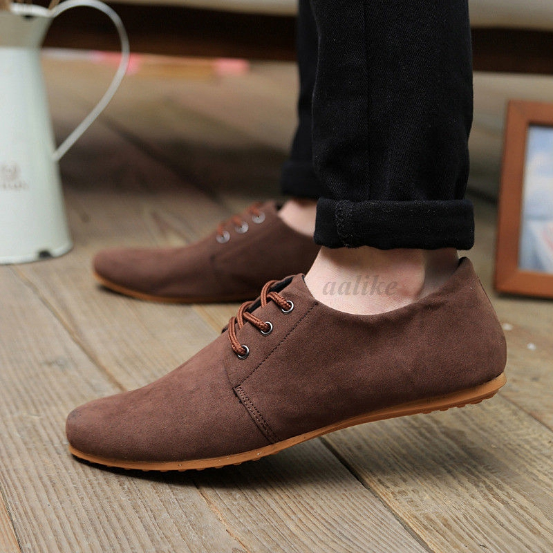 New Men's Mens Fashion Breathable Loafers Sneakers Casual Athletic Boots Shoes